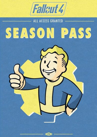 FALLOUT 4 SEASON PASS (DLC) - STEAM - MULTILANGUAGE - WORLDWIDE - PC Libelula Vesela