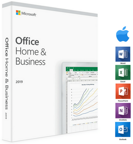MICROSOFT OFFICE HOME & BUSINESS 2019 - OFFICIAL WEBSITE - MULTILANGUAGE - WORLDWIDE - PC Libelula Vesela