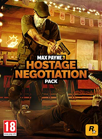 MAX PAYNE 3 - HOSTAGE NEGOTIATION PACK (DLC) - STEAM - PC
