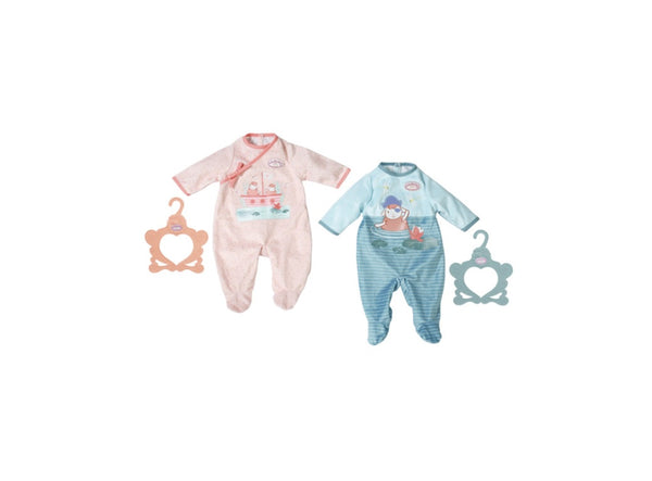 BABY ANNABELL - HAINUTE DIVERSE MODELE 43 CM - ZAPF (ZF703090)