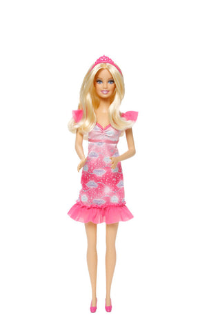 "BARBIE PAPUSA PRINTESA ""BED TIME"""