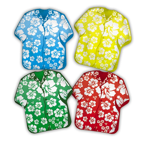 SET 8 FARFURII 22 CM HAWAII BIG PARTY (BP60928)