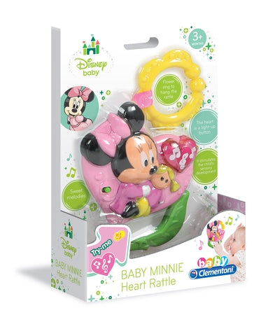 ZORNAITOARE INTERACTIVA MINNIE - CLEMENTONI (CL14979)