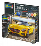 MODEL SET - MERCEDES AMG GT - REVELL (67028)