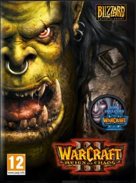 WARCRAFT 3 (GOLD EDITION INCLUDING THE FROZEN THRONE) - BATTLE.NET - PC - WORLDWIDE