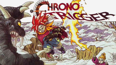 CHRONO TRIGGER - STEAM - PC - WORLDWIDE