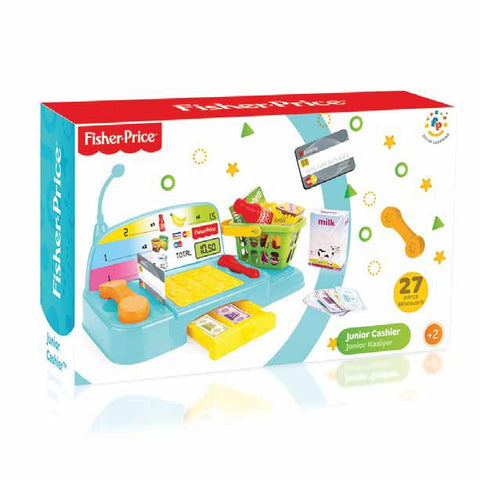 CASA DE MARCAT JUNIOR - FISHER PRICE - MATTEL (DL1805)