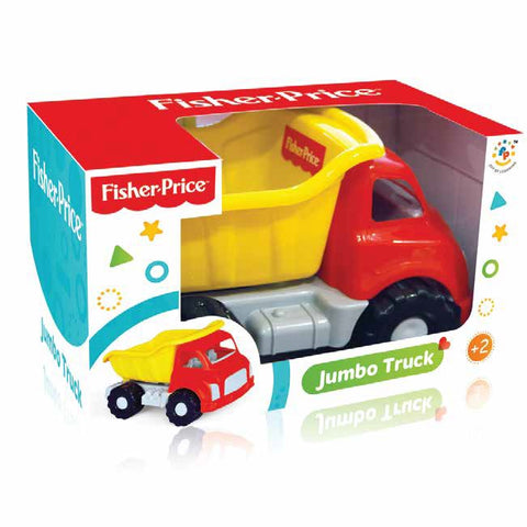CAMION -JUMBO  - FISHER PRICE - MATTEL (DL1807)