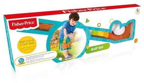 SET GOLF  - FISHER PRICE - MATTEL (DL1819)