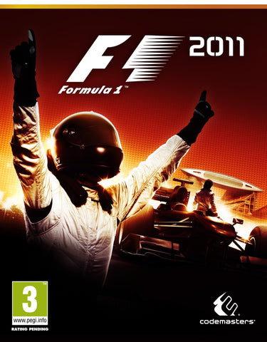 F1 2011 - STEAM - PC - EMEA, US & ASIA