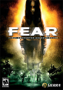F.E.A.R. - STEAM - PC - WORLDWIDE Libelula Vesela Jocuri video