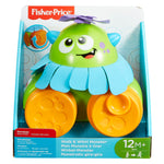 MICUTII MONSTRI DE TRAS - FISHER PRICE - MATTEL  (FHG01)