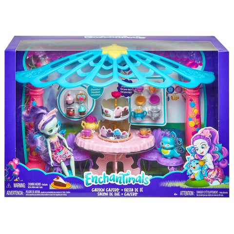 SET FOISOR - ENCHANTIMALS - MATTEL  (FRH49)