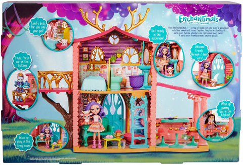 CASA DANESSEI - ENCHANTIMALS - MATTEL  (FRH50)