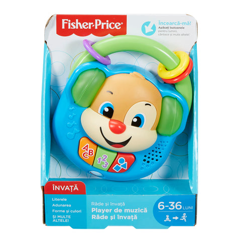 PLAYER - FISHER PRICE - MATTEL  (FTG11)