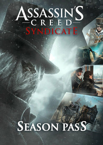 ASSASSIN'S CREED SYNDICATE - SEASON PASS - PSN - MULTILANGUAGE - WORLDWIDE - PLAYSTATION - PS4