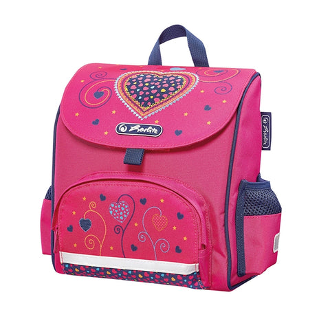 GHIOZDAN NEECHIPAT MINI SOFTBAG PINK HEARTS - HERLITZ (HZ50014088)