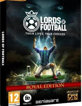 LORDS OF FOOTBALL: ROYAL EDITION - STEAM - PC - WORLDWIDE