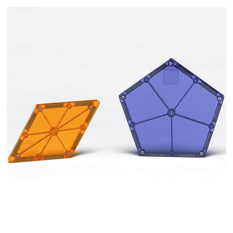 MAGNA-TILES® POLYGONS 8 PIECE EXPANSION SET - MAGNA TILES (15718-MGT)