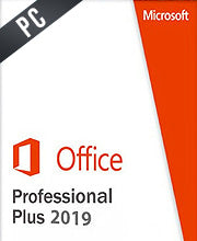 MICROSOFT OFFICE PROFESSIONAL 2019 - OFFICIAL WEBSITE - MULTILANGUAGE - EU - PC