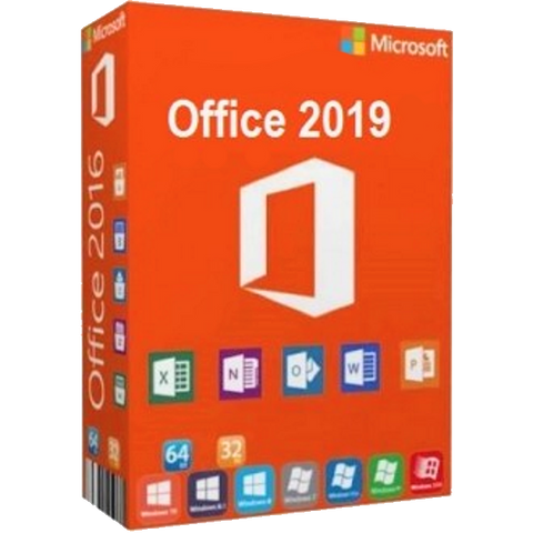 MICROSOFT OFFICE PROFESSIONAL PLUS 2019 1 PC LIFETIME FOR WINDOWS - MULTILANGUAGE - WORLDWIDE - PC