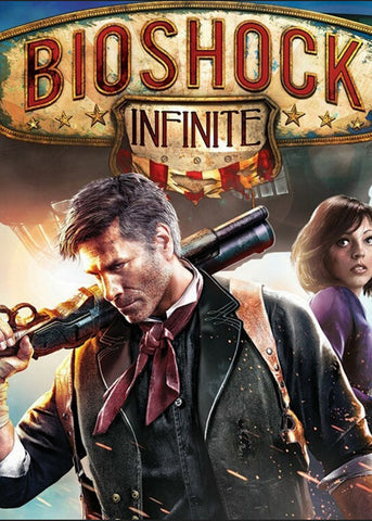 BIOSHOCK INFINITE (MAC) - WORLDWIDE