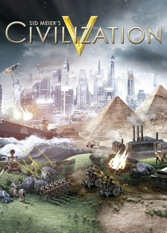 SID MEIER'S CIVILIZATION V (MAC) - STEAM - EMEA & ASIA