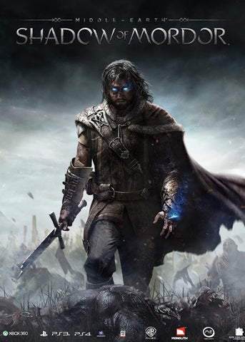 MIDDLE-EARTH: SHADOW OF MORDOR - GAME OF THE YEAR EDITION (GOTY) - STEAM - PC - WORLDWIDE
