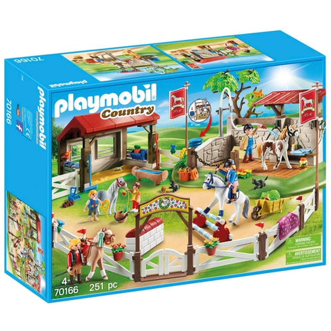 FERMA PONEILOR - PLAYMOBIL (PM70166)