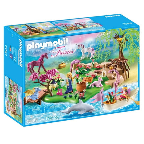 INSULA ZANELOR - PLAYMOBIL (PM70167)