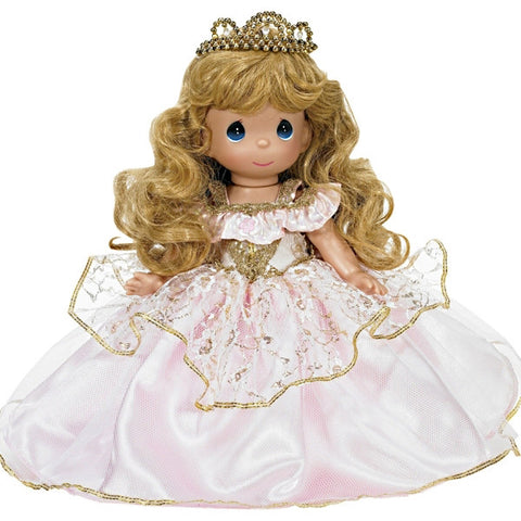 PAPUSA DECOR, FRUMOASA DIN PADUREA ADORMITA, 23 CM - PRECIOUS MOMENTS (ST20X2190)