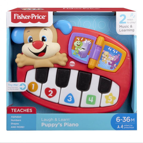 PIANUL CATELULUI - FISHER PRICE - MATTEL  (DLM01)
