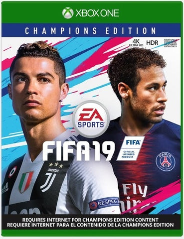 FIFA 19 - XBOX ONE - XBOX LIVE - WORLDWIDE