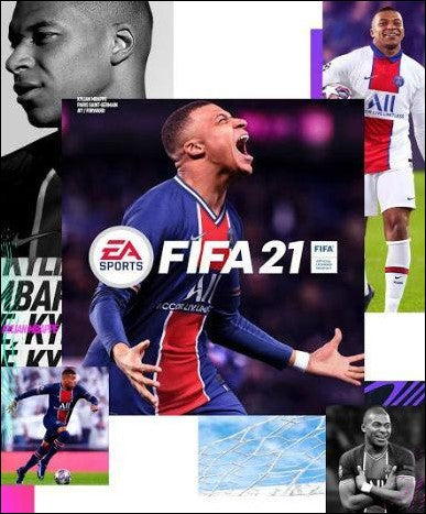 FIFA 21 (STANDARD EDITION) - ORIGIN - PC - MULTILANGUAGE - WORLDWIDE Libelula Vesela