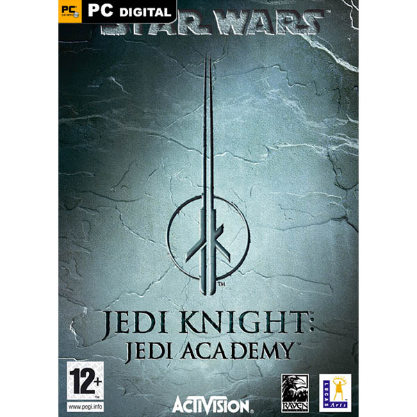 STAR WARS JEDI KNIGHT: JEDI ACADEMY EU - STEAM - PC - EU