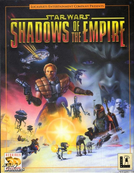 STAR WARS: SHADOWS OF THE EMPIRE - STEAM - PC - EU