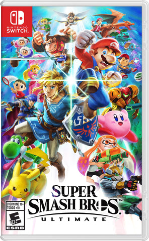 SUPER SMASH BROS. ULTIMATE FIGHTERS PASS EXPANSION PACK- NINTENDO SWITCH - OFFICIAL WEBSITE - MULTILANGUAGE - EU - PC