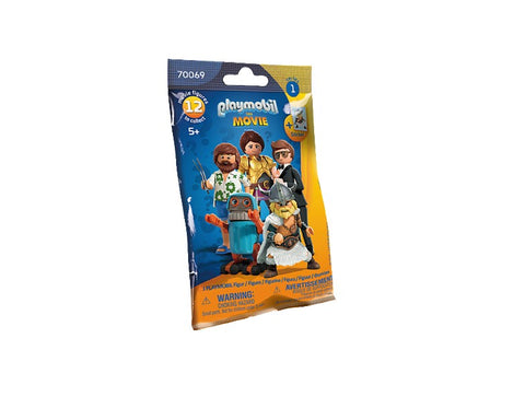 FIGURINE FILM PLAYMOBIL, SERIA 1 - PLAYMOBIL, THE MOVIE - PLAYMOBIL (PM70069)