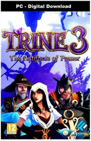 TRINE 3: THE ARTIFACTS OF POWER - STEAM - PC - WORLDWIDE