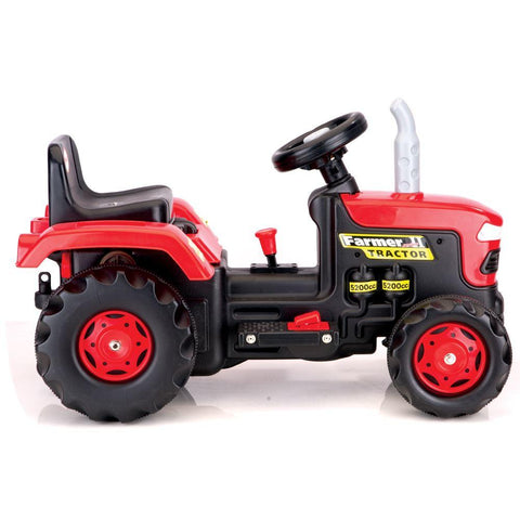 TRACTOR ELECTRIC -  6 V - DOLU (D8061)
