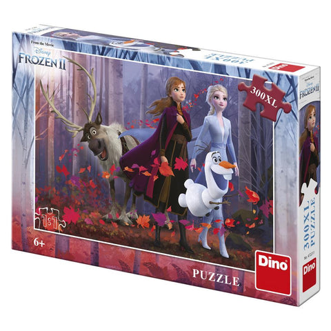 PUZZLE - FROZEN 2 (300 PIESE XL) - DINO TOYS (472211)