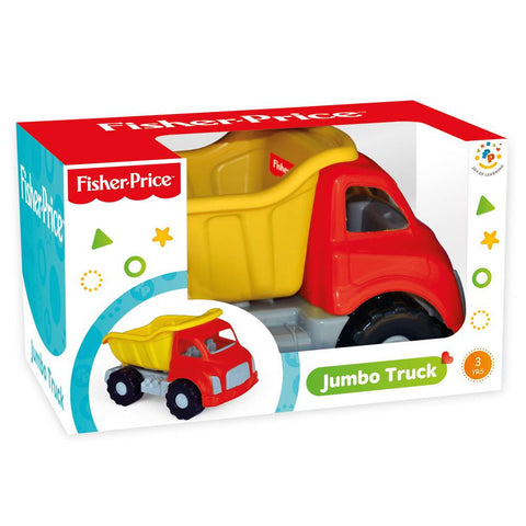 CAMION - JUMBO TRUCK - FISHER PRICE (FP1807)