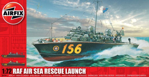 AIR SEA RESCUE LAUNCH 1:72 - AIRFIX (AF05281)