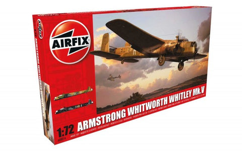 ARMSTRONG WHITWORTH WHITLEY MKV - AIRFIX (AF08016)