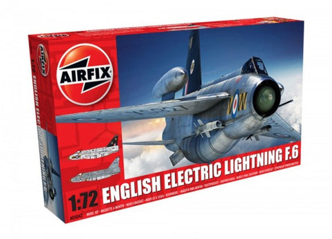 ELECTRIC LIGHTNING F6 - AIRFIX (AF05042)