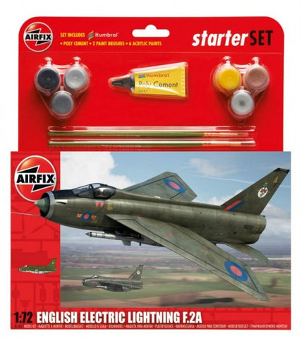 ENGLISH LIGHTNING F.2A - AIRFIX (AF55305)