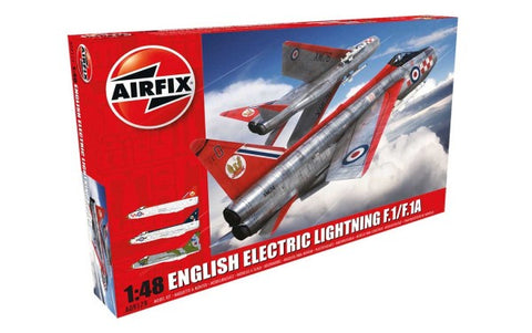 ENGLISH LIGHTNING F1/F1A/F2/F3 - AIRFIX (AF09179)