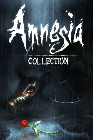 AMNESIA COLLECTION - STEAM - PC - WORLDWIDE