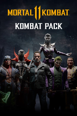 MORTAL KOMBAT 11 KOMBAT PACK - PS4 - PSN - PLAYSTATION - MULTILANGUAGE - EU