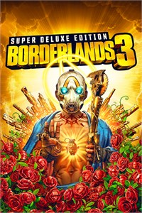 BORDERLANDS 3 SUPER DELUXE EDITION (XBOX ONE) - XBOX LIVE - MULTILANGUAGE - EU - XBOX